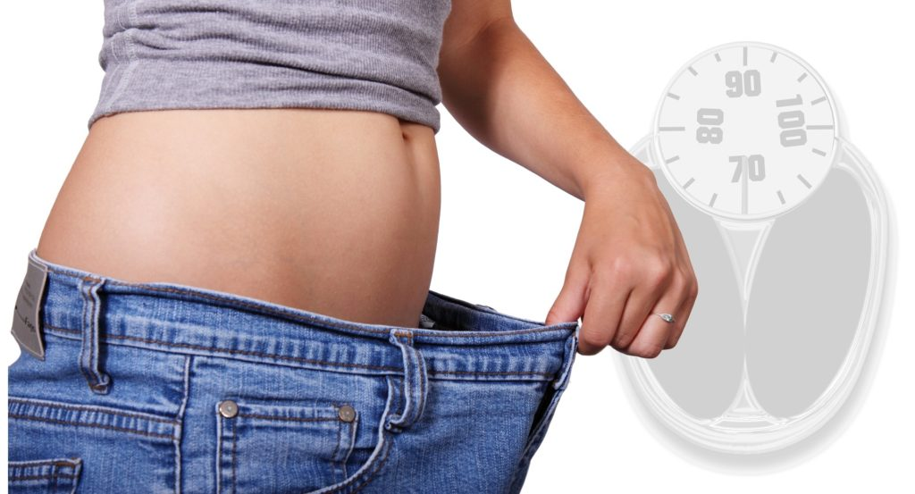 can you lose a pound a day?