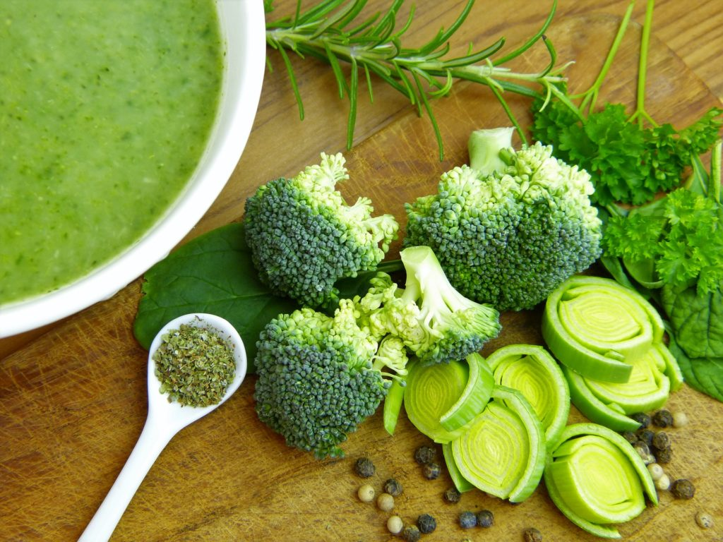 anti-cancer healthy broccoli