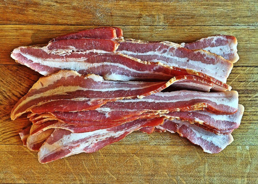 warm bacon dressing