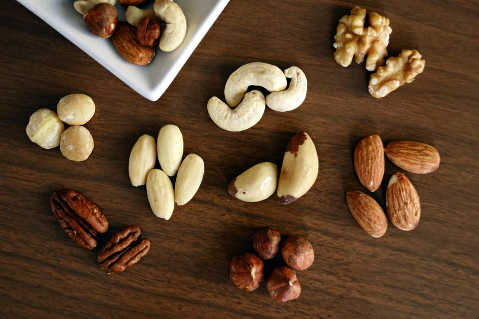 nuts for magnesium