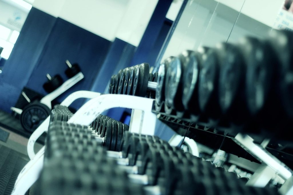 Weight lifting helps metabolism