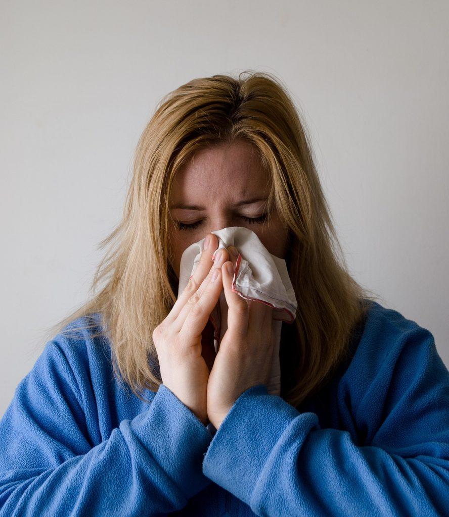 zinc fights colds