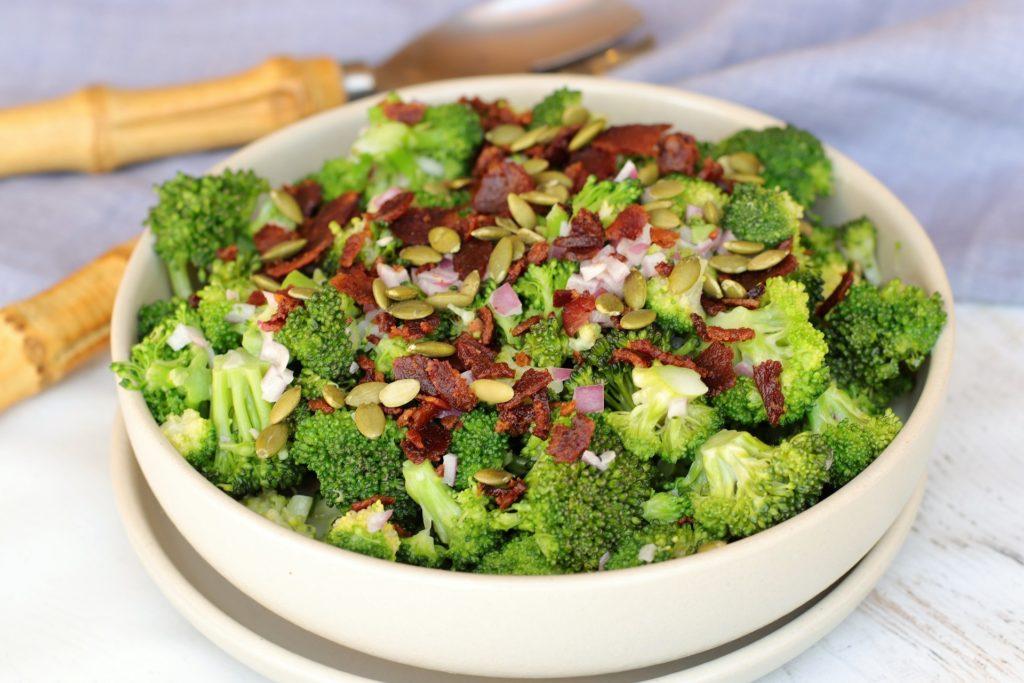 low-carb-broccoli-salad