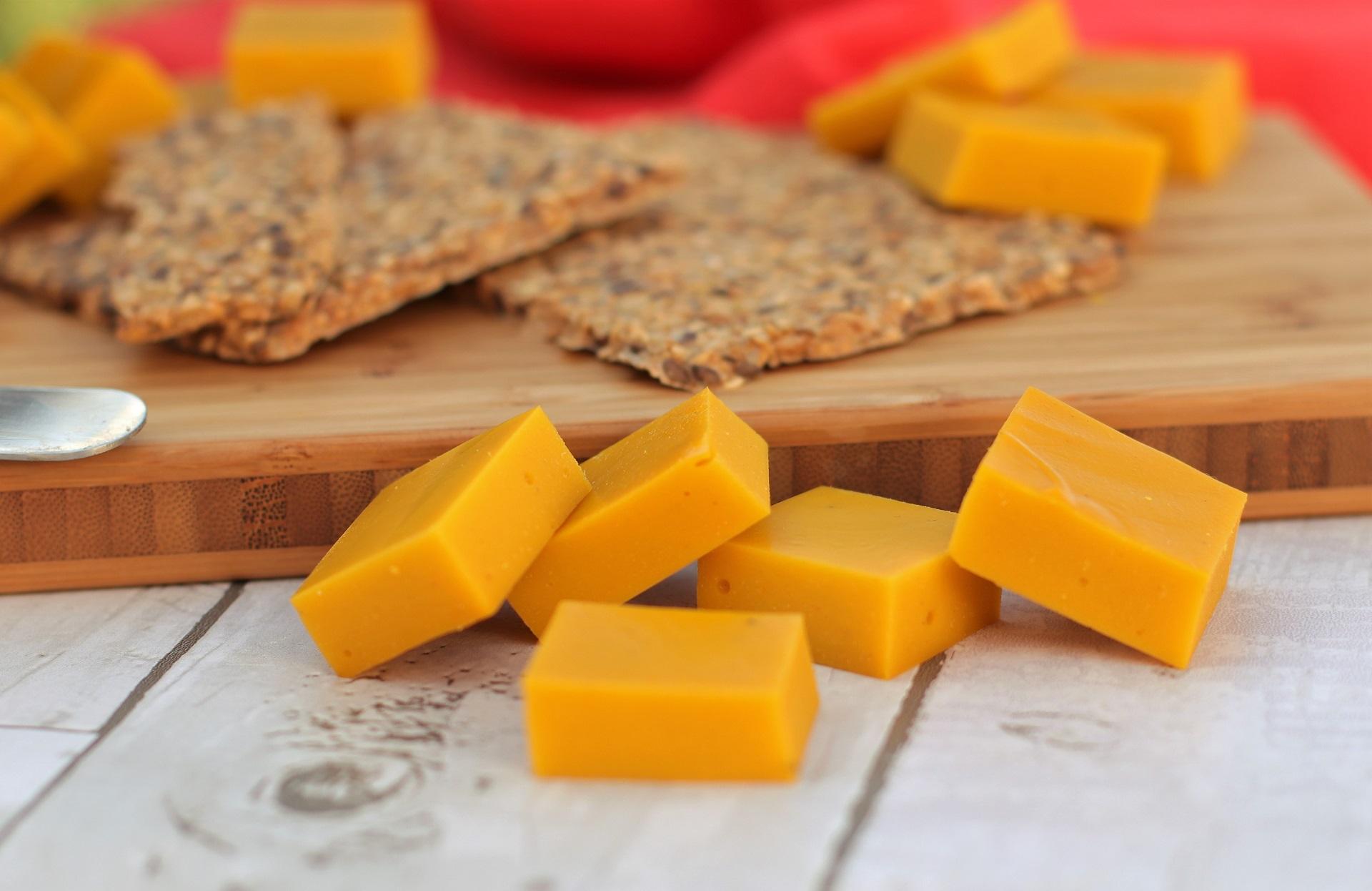 non-dairy cheese