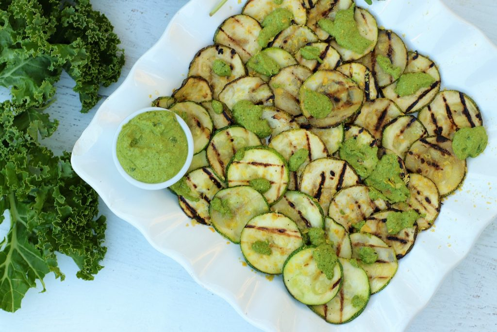 kale-hemp-pesto-over-zucchini
