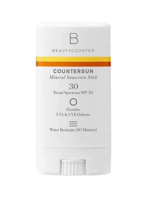 Beautycounter sunscreen stick for the face