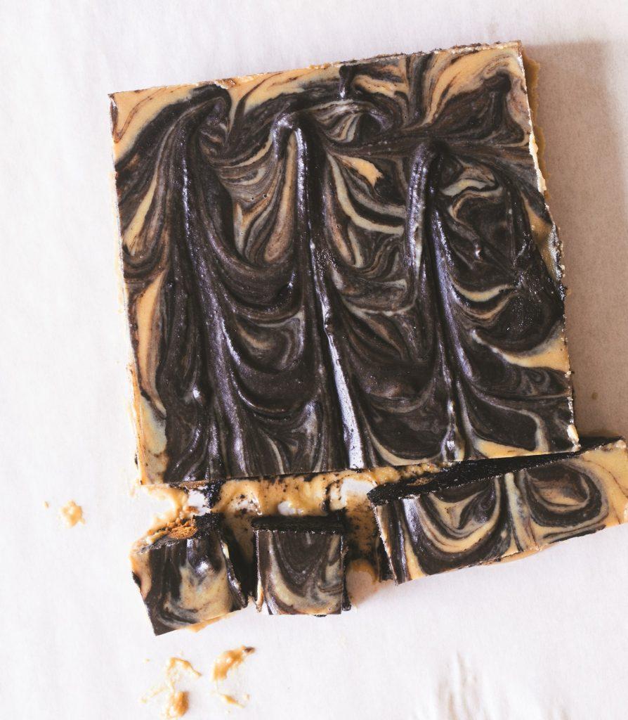 tahini fudge recipe