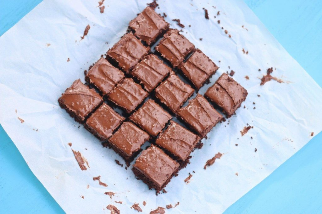low calorie healthy brownie recipe