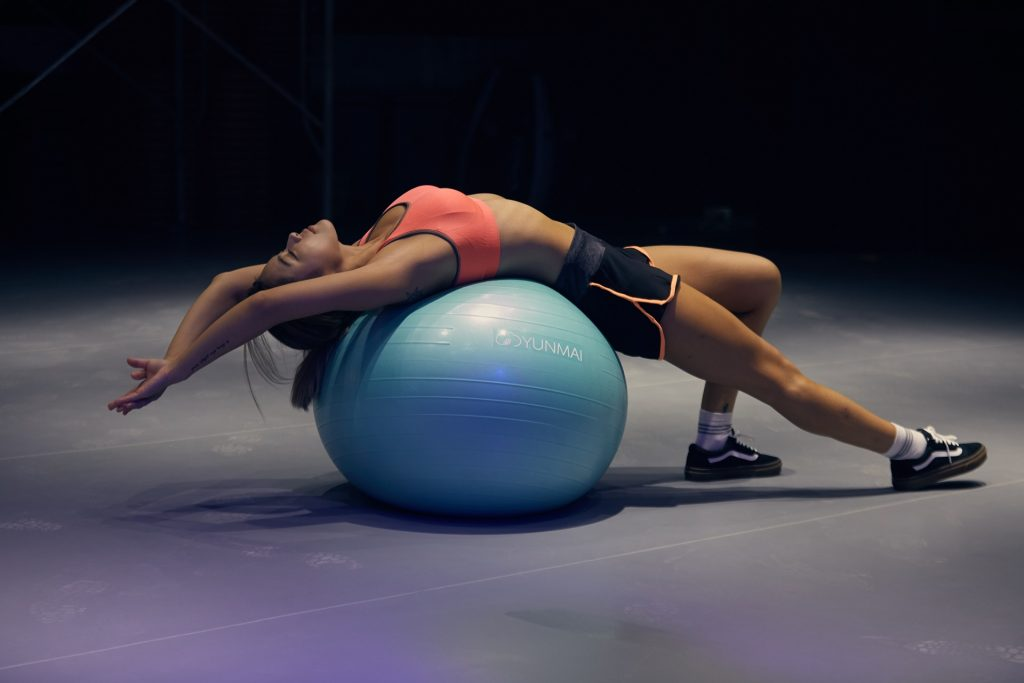 stability ball for home gym