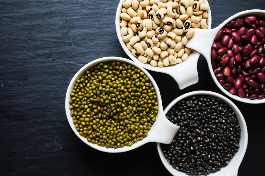 beans for iron