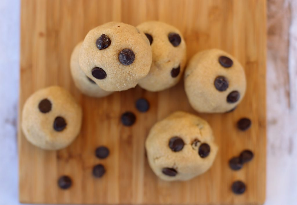 collagen cookie dough