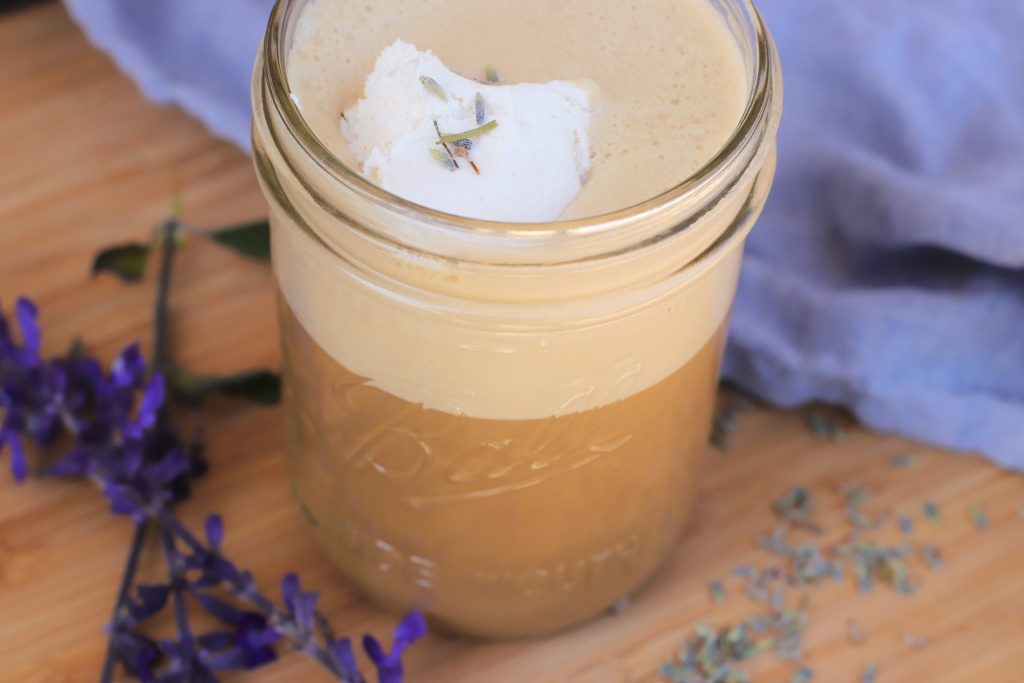 lavender-low-carb-latte